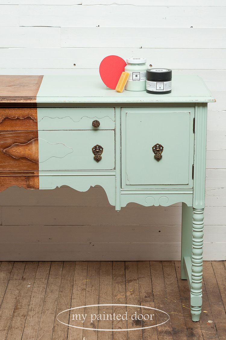 Easy Peasy Fusion Mineral Paint Diy Furniture Mineral