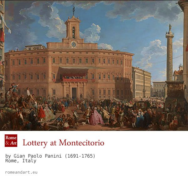 http://www.romeandart.eu/en/art-lottery-pope.html