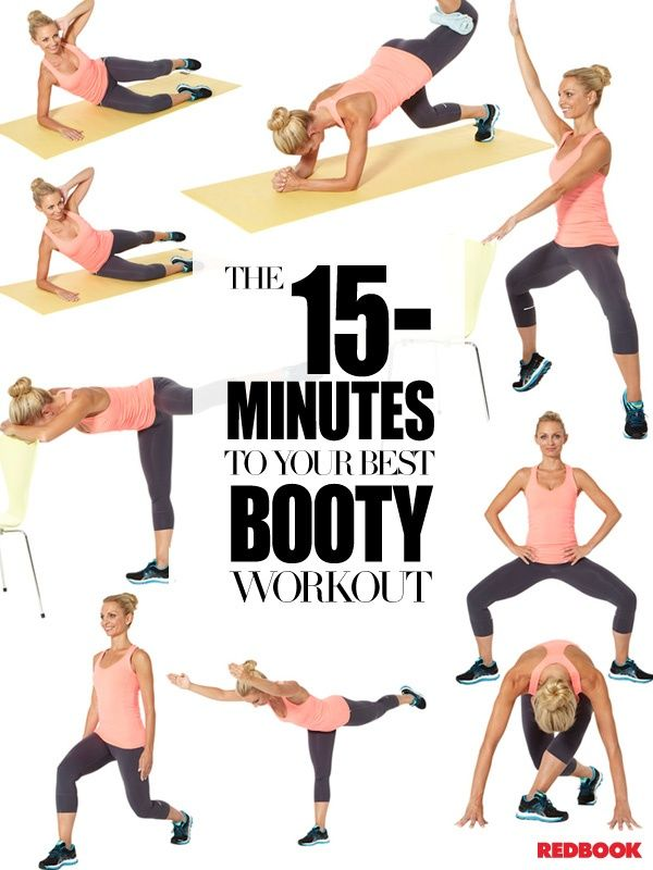 These Quick Butt Workouts Make It Easy To Trim And Sculpt Your Glutes Without Ever Leaving Living Room