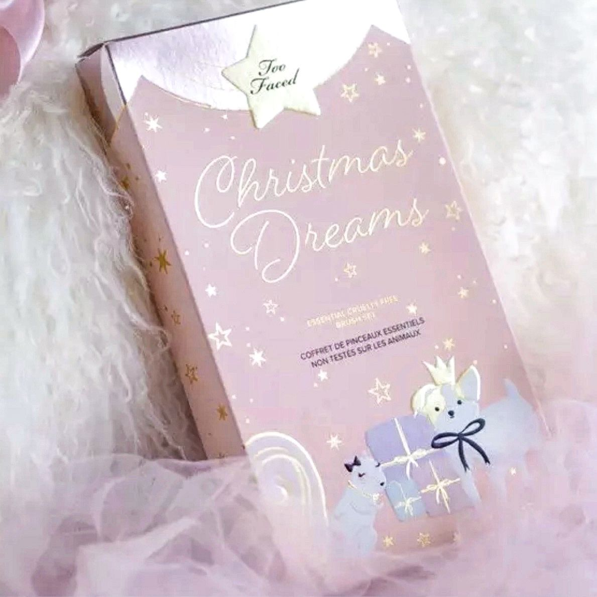 Christmas Dreams 2020 Christmas Dreams 5 pc. Brush Set | Too Faced in 2020 | Ted baker