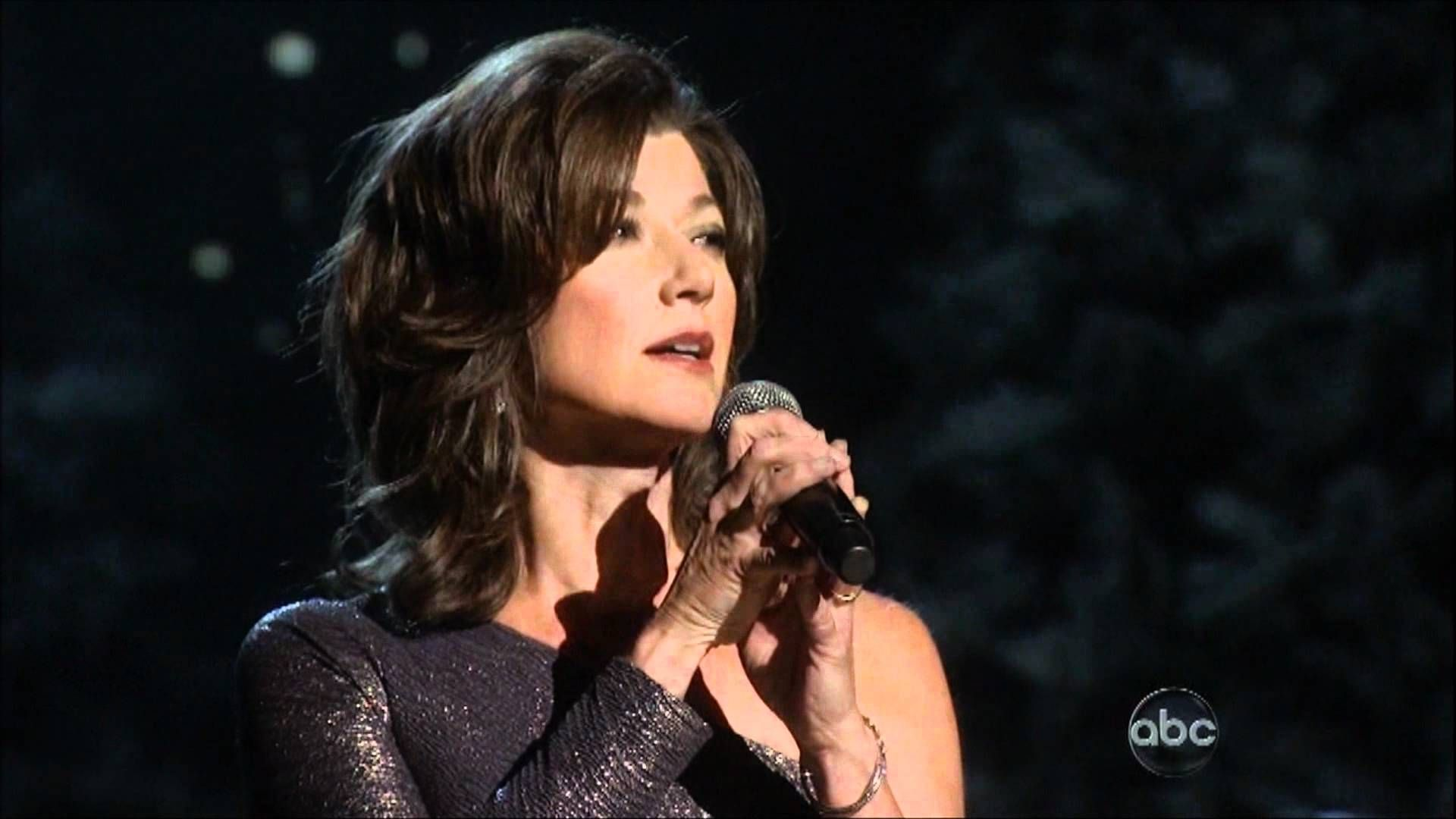 Breath Of Heaven by Amy Grant and Vince Gill Dec 1 2011 CMA Country Christmas | Christmas music ...