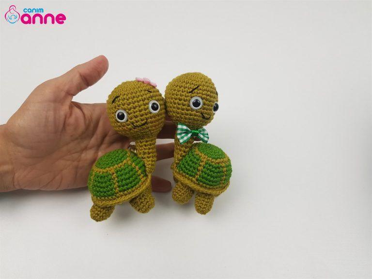 Amigurumi) Masum Ayıcık Kafa Yapımı - Teddy Bear 1-4 - Zetta   576x768