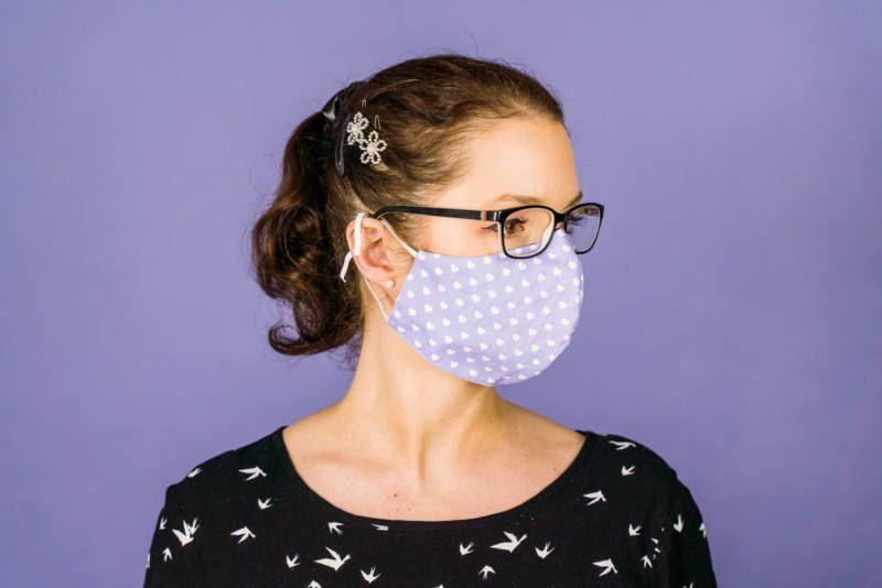 Mundschutz selber nähen: Kostenlose Anleitungen zum Atemschutzmasken nähen