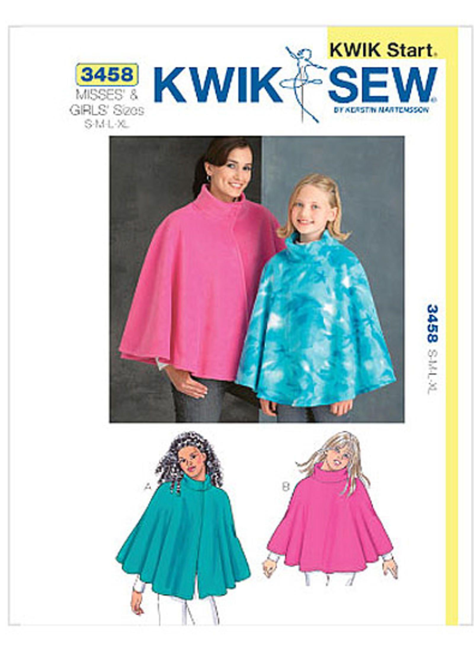 K3458 kwik sew patterns fleece pinterest kwik sew patterns k3458 kwik sew patterns jeuxipadfo Choice Image