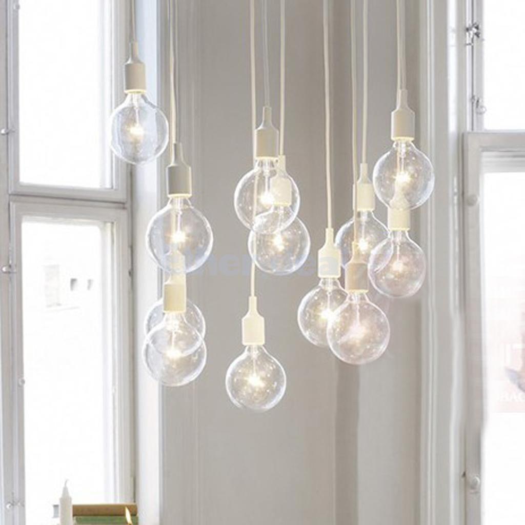 details zu kabel mit fassung lampenfassung e27 sockel. Black Bedroom Furniture Sets. Home Design Ideas