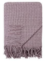 Basket Weave Throw - Various Colours