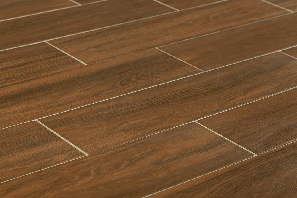 Builddirect Salerno Ceramic Tile Harbor Wood Series In 2020 Faux Wood Tiles Wood Look Tile Tile Looks Like Wood