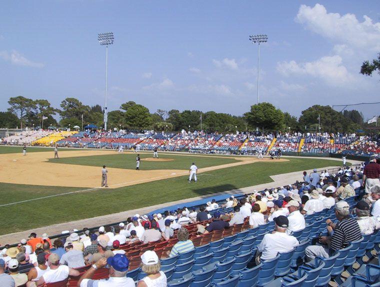 Dodgertown Stadium Vero Beach Though The Dodgers No Longer