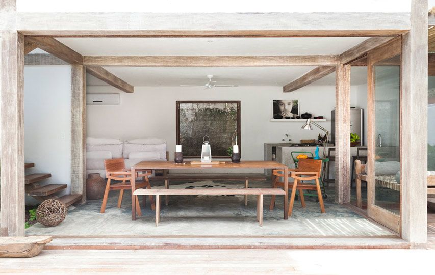 Casa Lola in Trancoso, Brazil....available to rent!