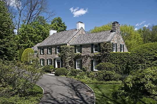 Dream Colonial Homes Stone House
