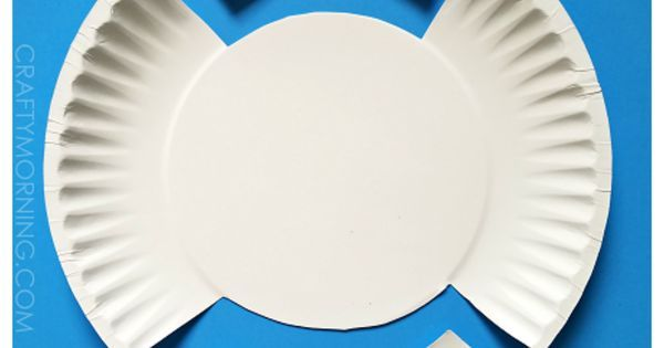 Paper Plate Elephant Kids Craft   Paper Plates, Elephants and Plates