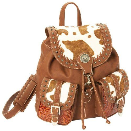 highly coveted range of new products for good looking Casual OutfittersTM Western-Style Backpack/Purse « Clothing ...