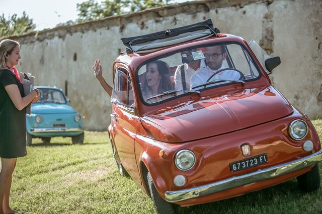 Olive Grove Wedding In Tuscany Getaway Carreal