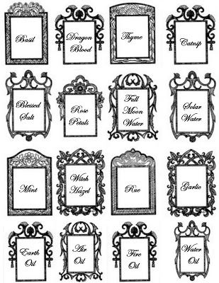 diy halloween potions image 0 halloween potion labels apothecary