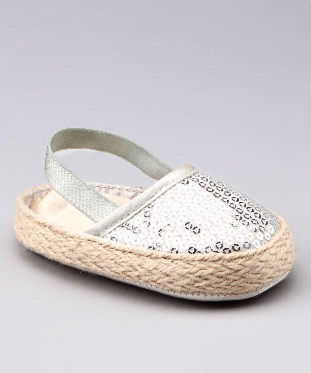 Silver Sequin Shoe | Kids | Pinterest | Sequin shoes, Babies and ...