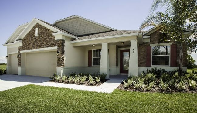 The Sierra New Home Design in in in in in Plymouth Creek Estates ...