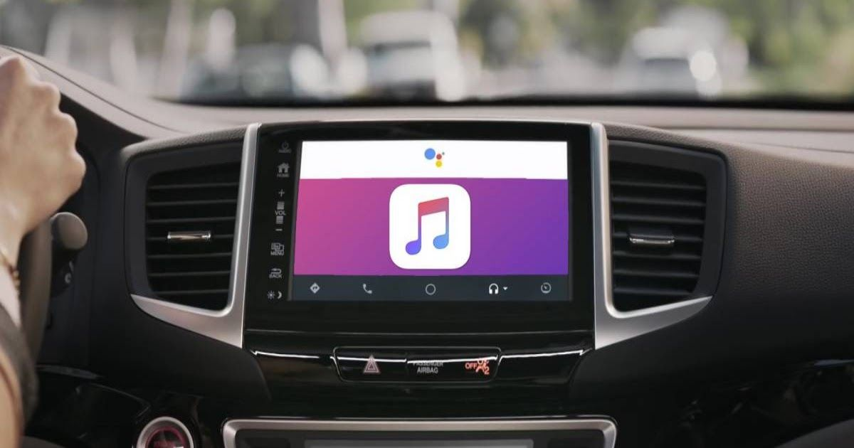 Apple music coming to android auto very soon android