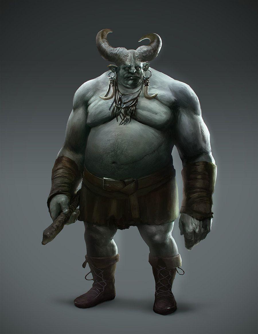 ogre by marmad on deviantart fantasy sci fi fantasy art art