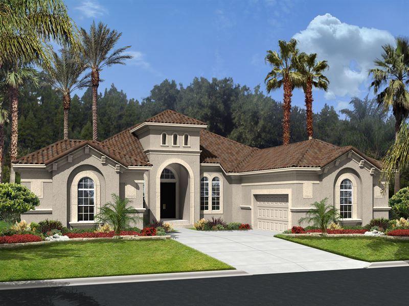 Torrington Single Family Home Floor Plan In Winter Garden, FL | Ryland Homes