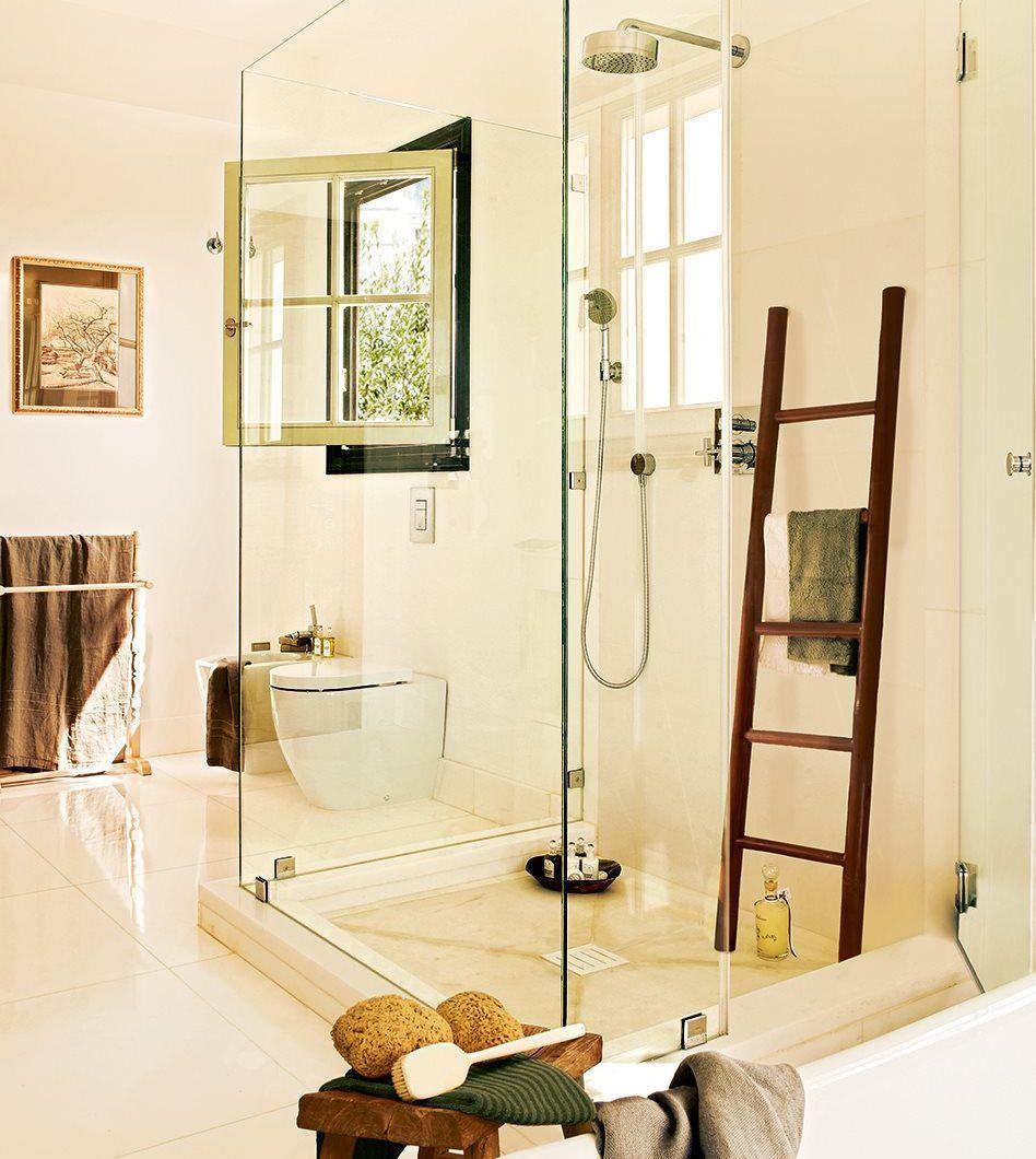 4 baños con duchas de muy buen ver | Baño con ducha, Duchas y Baño