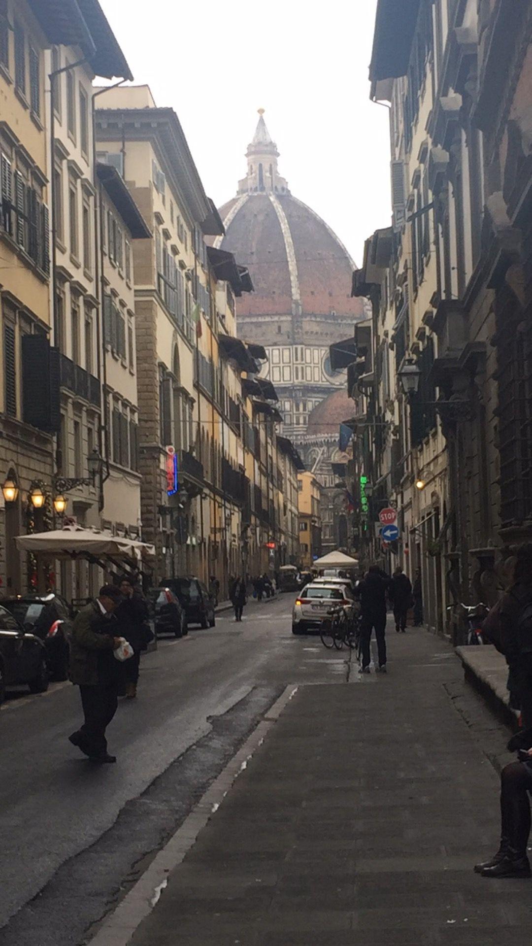 Florence scenes street view views