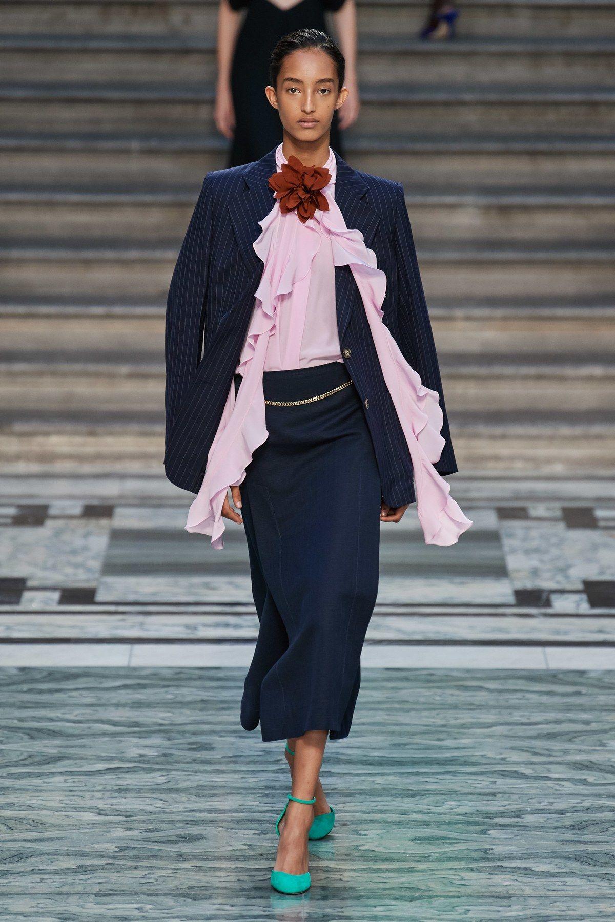 Victoria Beckham Spring 2020 ReadytoWear Fashion Show