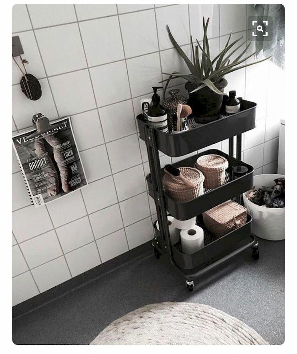Photo of #bathroomstorage