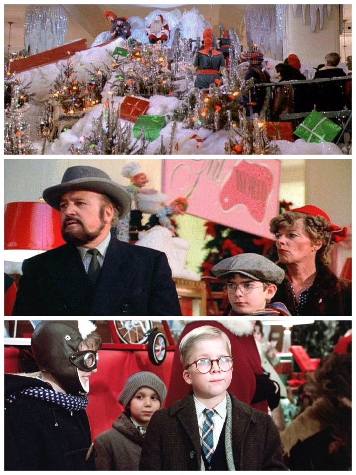 A Christmas Story 1983 Higbee's Department Store