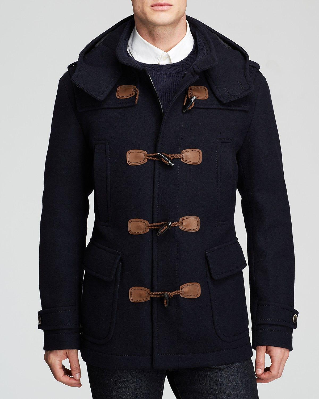 Boss Hugo Boss Capez Duffle Coat Men Bloomingdale S Duffle Coat Mens Coats Hugo Boss [ 1500 x 1200 Pixel ]