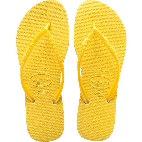Zapatos amarillos Havaianas FBsXKuBnbQ
