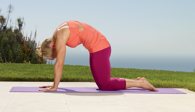3 Poses That Reduce Stress Naturally