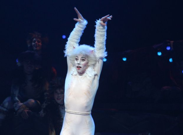 A Purrrfect Opening Night For Leona Lewis And The Cast Of Cats On