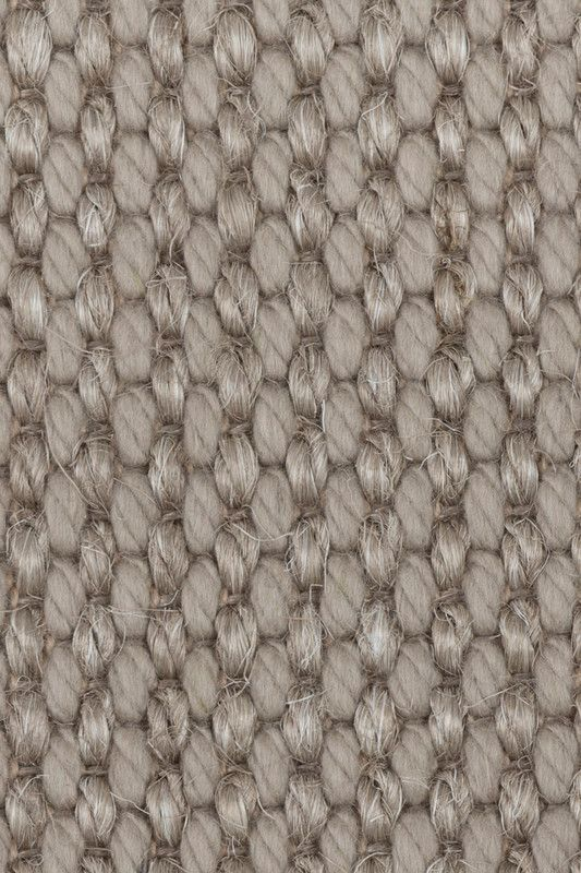 Cortina Wool Sisal Rug In Platinum By Merida Danke Schon