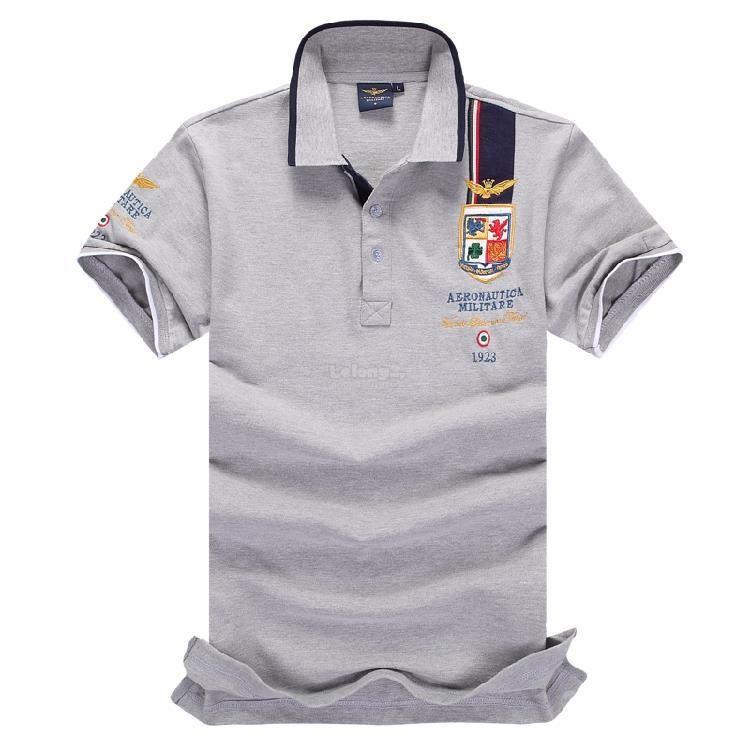 fa753604e47b Aeronautica Militare 1923 Italy LOGO Men Airforce T-shirt