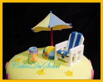 Life S A Beach Cake Decorating