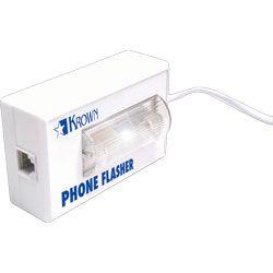 Strobe Light Phone Ring Alert #lowhearing #deaf # ...