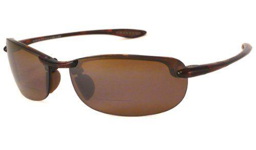 4538c1122b9d Maui Jim – Makaha Bi Focal 1.5 Tortoise/HCL Bronze Sunglasses in Nylon (MJ