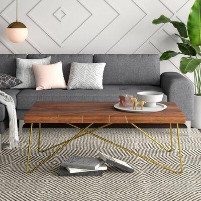 Mercury Row Kunze Coffee Table Coffee Table Wayfair Table Coffee Table With Storage