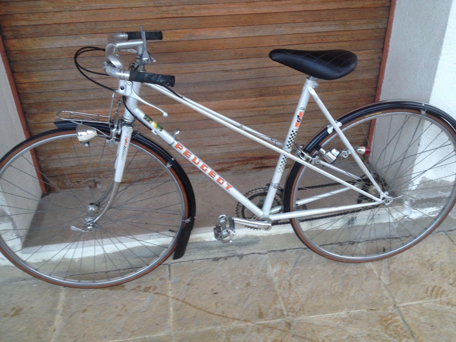 velo peugeot pk65 lady reynolds 531/vintage french lady bike