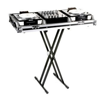 2 Player Denon DN-S 3700 & 1 DN-X1600 Digital DJ-Mixer