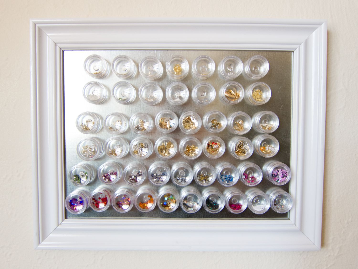 DIY Project: Magnetic Nail Art Organizer - Nagel