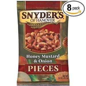 I can't stop eating these. Savory & salty snack lovers will dig em!