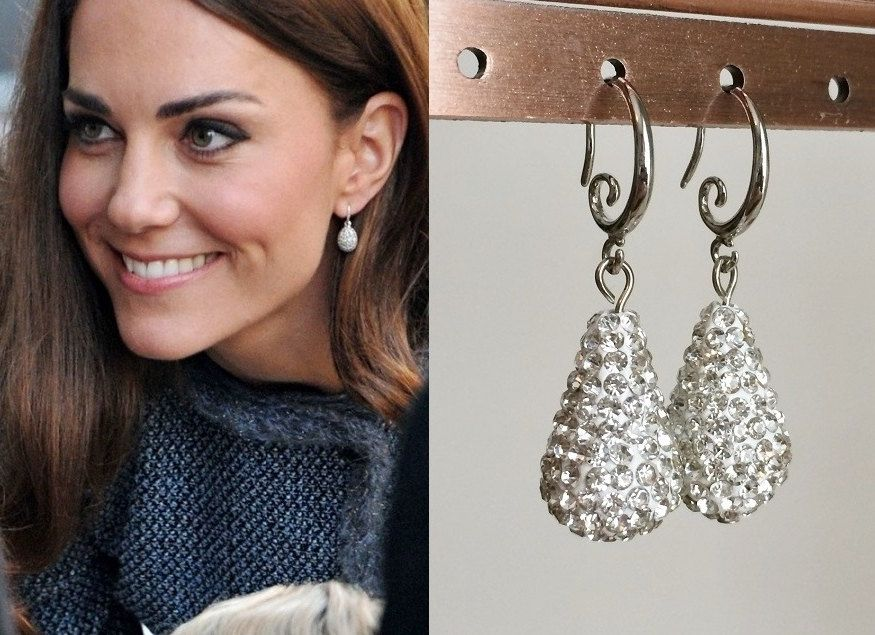Bague kate middleton swarovski