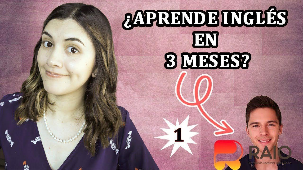 Kale Anders Y Su Curso Raio Aprende Inglés En 3 Meses ǀ Análisis De Su Aprender Inglés Cursillo Ingles