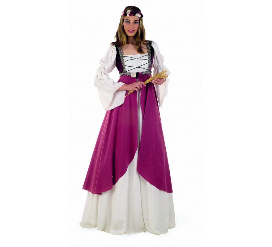 Disfraz de Clarisa Medieval para mujer | Egyptian and Medieval