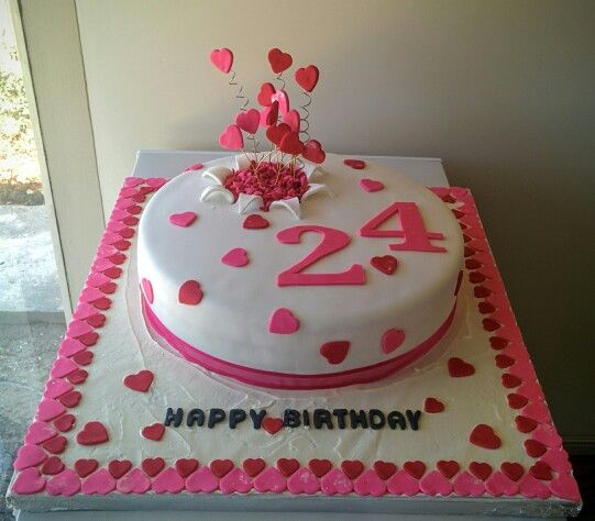 Image Result For 62 Number Cake 24th Birthday Cake Number Cakes