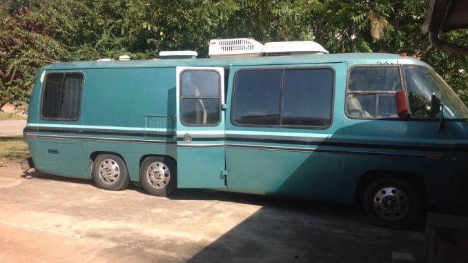 1976 Tulsa OK | Gmc motorhome, Gmc motors, Gmc