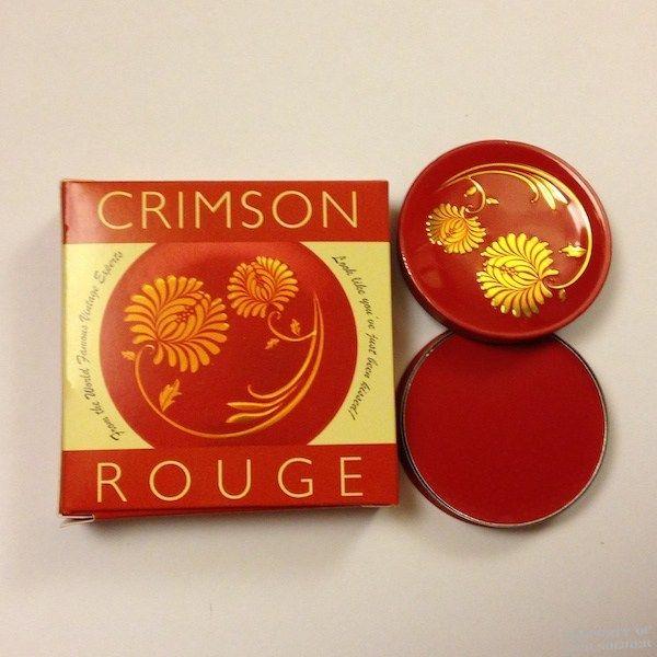 Besame Crimson Cream Rouge - WWII Soldier