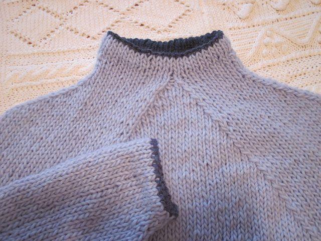 Hurry Up Last Minute Sweater December Pattern By Elizabeth