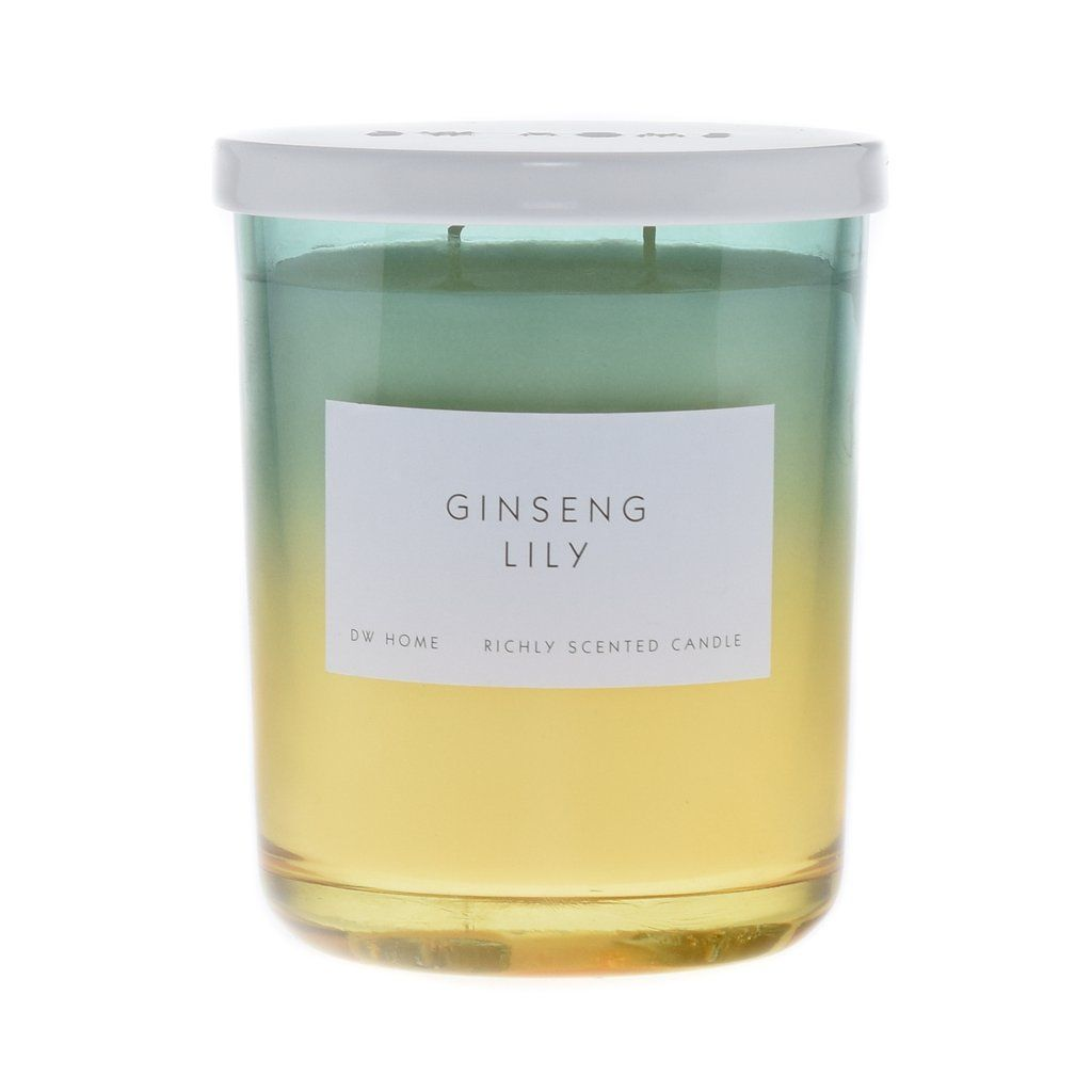Ginseng Lily Sunset Collection Dw Home Candles Lily Candles